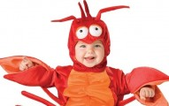 Baby in costume Cancer baby names