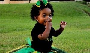 baby girl green ribbon exotic baby names