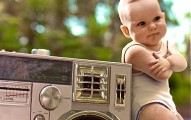 baby and radio cassette player cool baby names