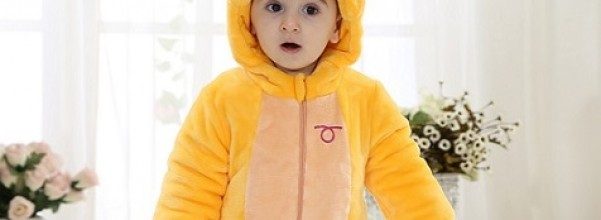 young boy in costume Taurus baby names