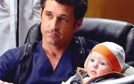 Patrick dempsey and baby names inspired by tv shows characters