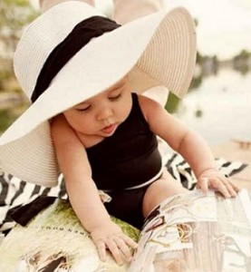 little girl with hat chic baby names