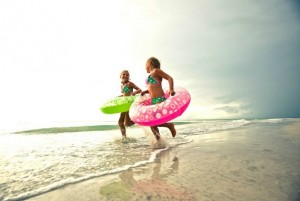 young girls on the beach friendly baby names