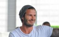 Beckham sports baby names