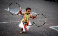 Native American baby