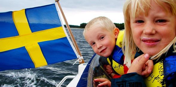 boy and girl Swedish baby names