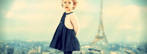 Young girl paris