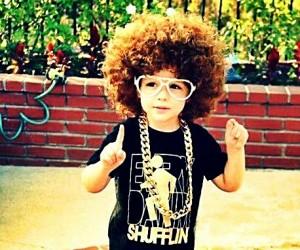 Hip Hop baby boy