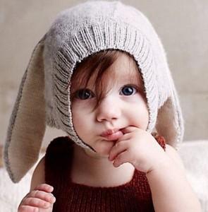 Cozy little baby